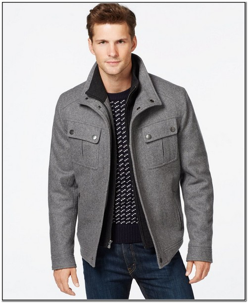 Macys Michael Kors Jacket Mens