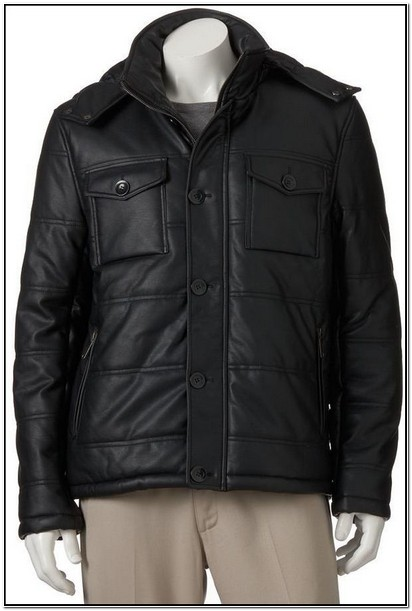 Mens Big And Tall Leather Jackets