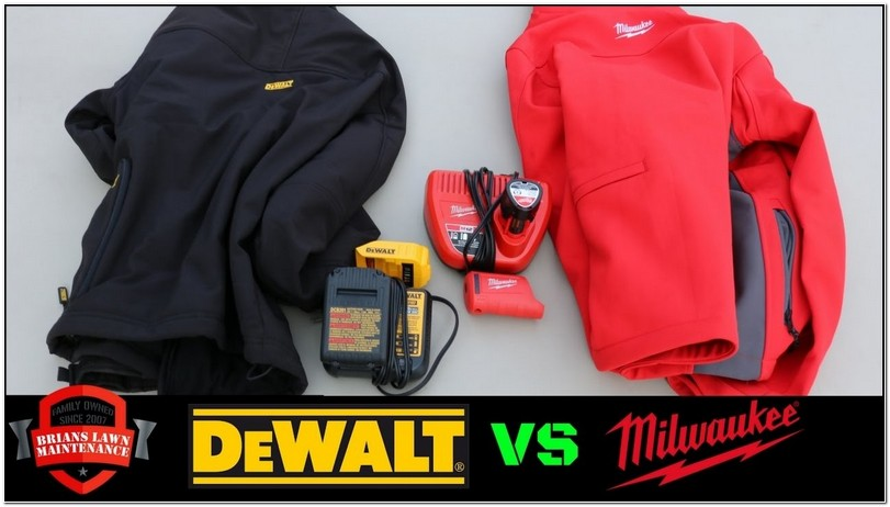 Milwaukee Electric Heated Jacket
