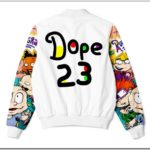 Rugrats Jacket White