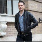 What To Wear With A Leather Jacket Mens