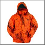 Womens Blaze Orange Hunting Jacket