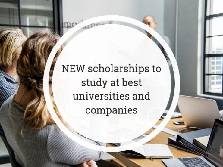 Apply: Scholarships To Study At Best Universities And Companies