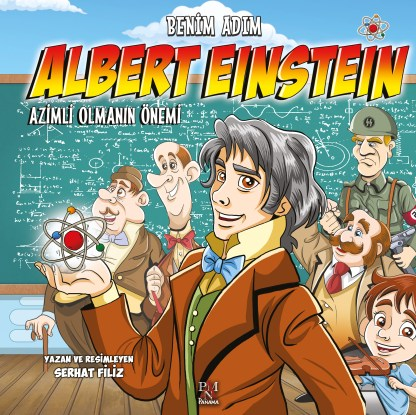 16 Albert Einstein KAPAK