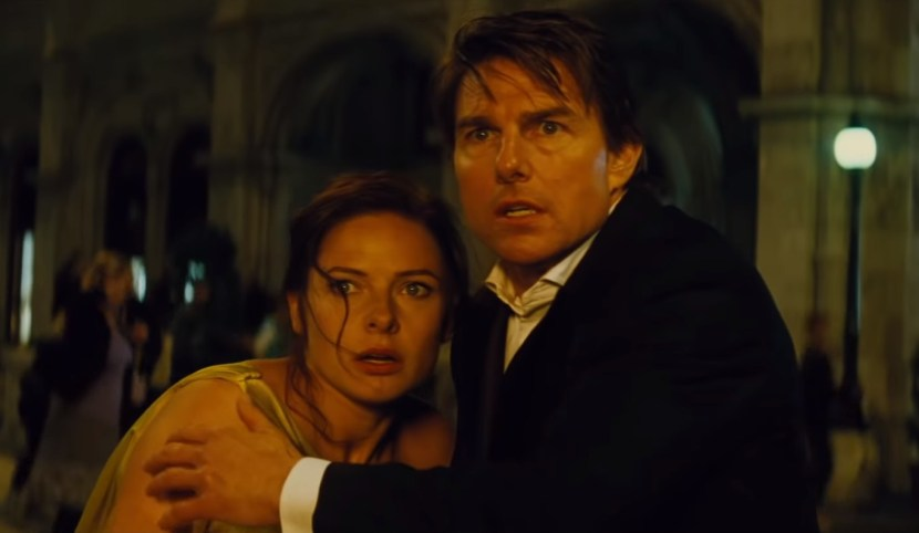 Který film série Mission: Impossible je nejlepší? A ve kterém chtěla agenta Hunta zabít budoucí Bond girl?