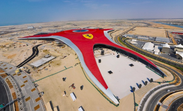 Ferrari World ad Abu Dhabi