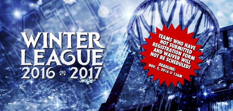 winter-league-2015-2016-dealine