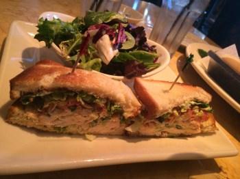 CF: Skinny Chicken Salad Sandwich