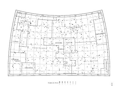 Constellation Maps