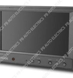 brigade be 870lm elite range 7 digital lcd monitor 2705a  [ 1285 x 1000 Pixel ]