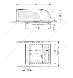 truma aventa compact air conditioning unit for vans and motorhomes diagram [ 1200 x 1200 Pixel ]