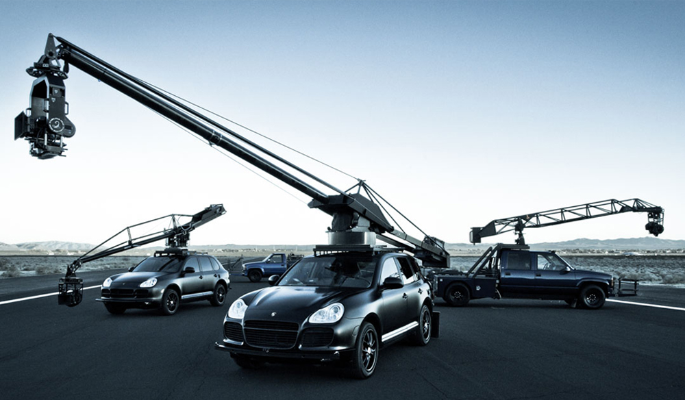 Can't decide where to go on your next vacation? Camera Cars Trailers The Real Movie Cars