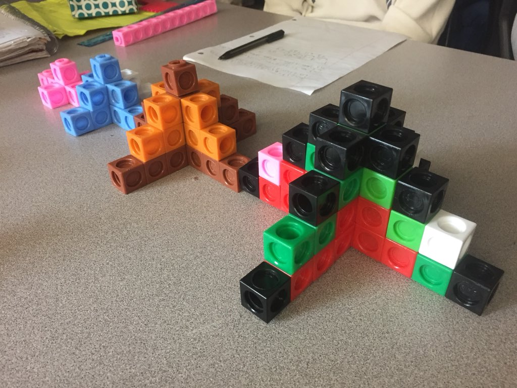 Multi Link Cube Activities