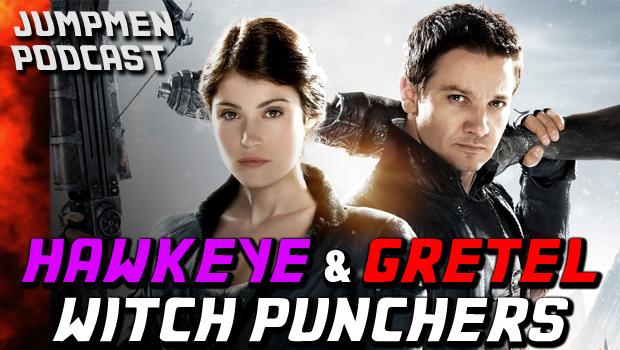 ep 128: Hawkeye & Gretel