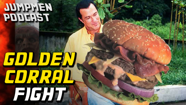 ep 136: Golden Corral Fight!
