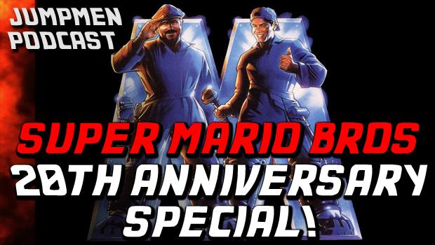ep 142: Super Mario Bros. Film - 20th Anniversary Special!