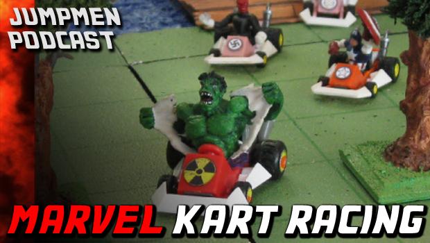 ep 143: Marvel Kart Racing