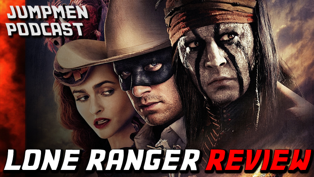ep 148: Lone Ranger Review