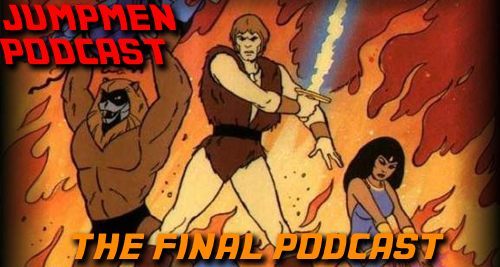 Episode 66: The Final Podcast
