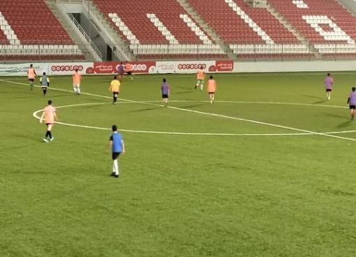 منتخبنا للناشئين يبدأ استعداداته للمشاركة في بطولة كأس العرب