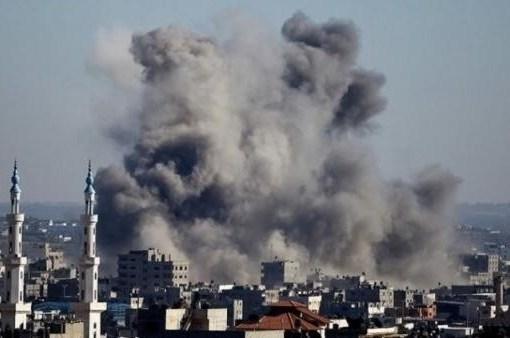 إصابات بقصف إسرائيلي استهدف مجموعة مواطنين شرق بيت حانون