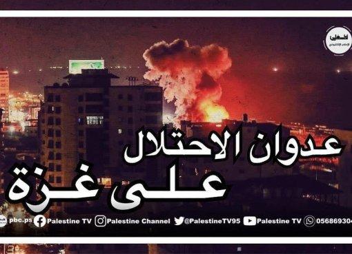 غزة: شهيد و 8 اصابات في غارة إسرائيلية على بيت لاهيا