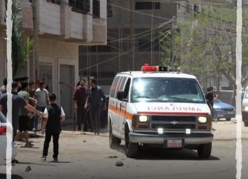 بالصور: شاهد آثار الدمار الذي خلفته غارات الاحتلال  غرب غزة