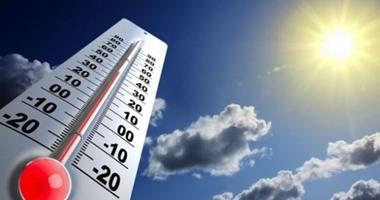 حالة الطقس: درجات الحرارة أعلى من معدلها بحدود 11 درجة مئوية