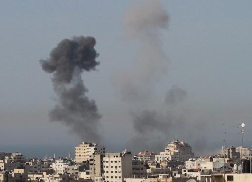شهيد في غارة إسرائيلية على حي الشجاعية