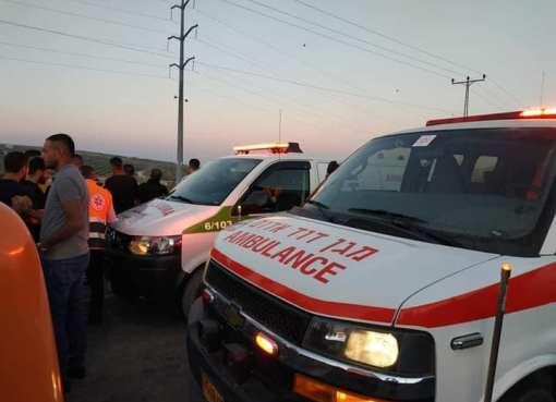 نابلس: وفاة 3 مواطنين في حادث سير دامٍ قرب قرية جوريش