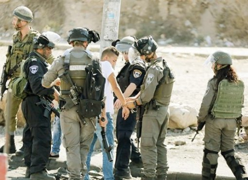 الاحتلال يعتقل مواطنين من اليامون
