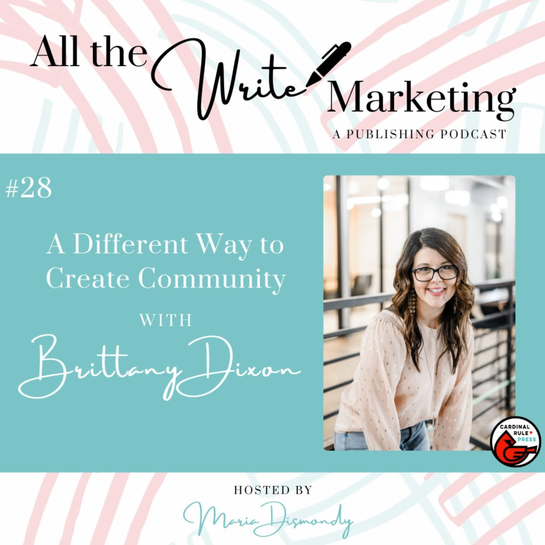 A Different Way to Create Community with Brittany Dixon