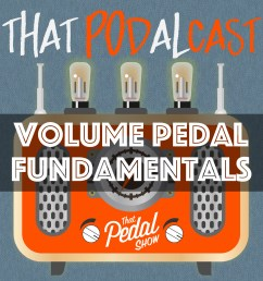 volume pedal fundamentals that pedal show [ 1400 x 1400 Pixel ]
