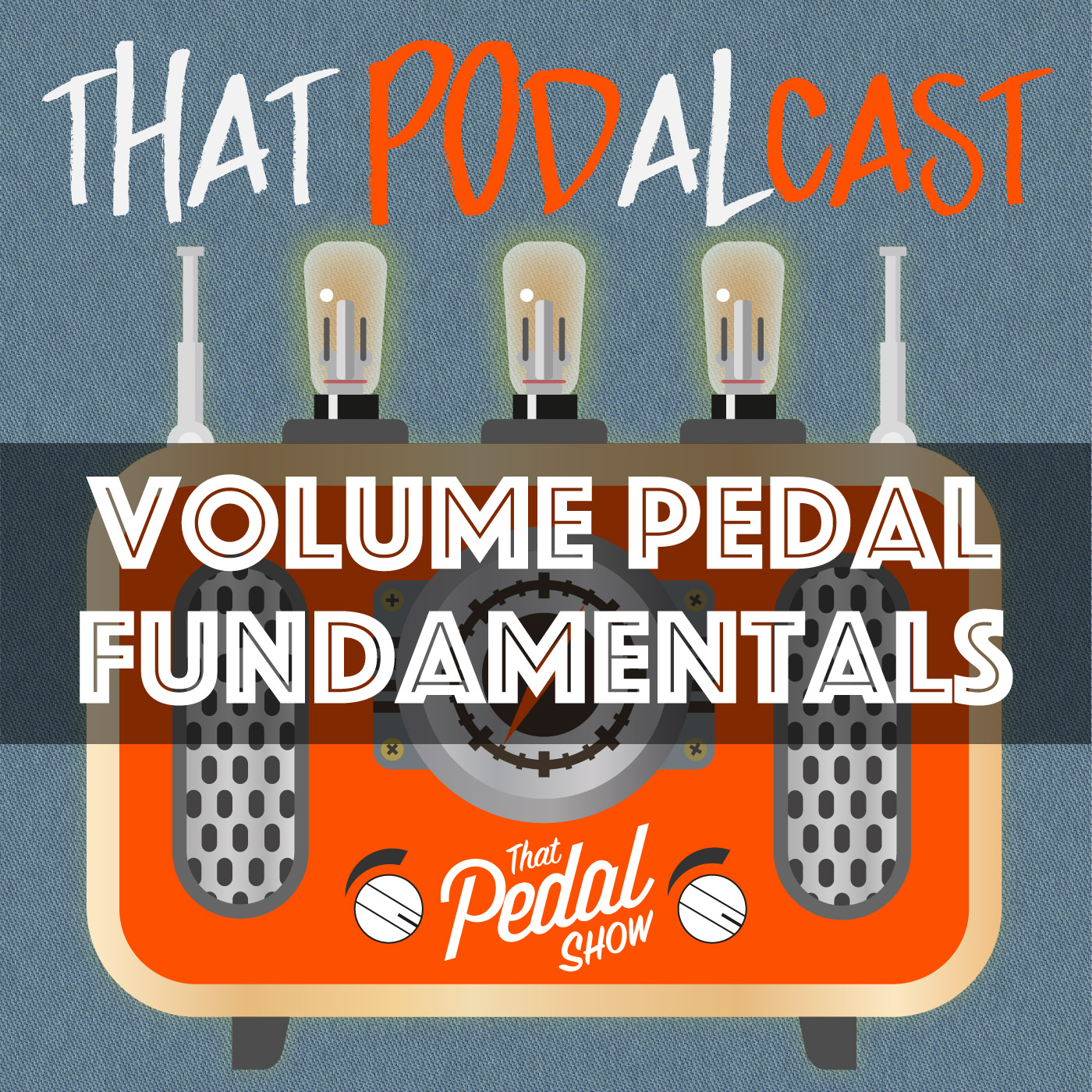 hight resolution of volume pedal fundamentals that pedal show
