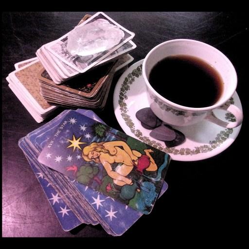 coffee & a card daily tarot