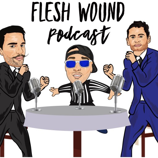 It's Just A Flesh Wound Podcast
