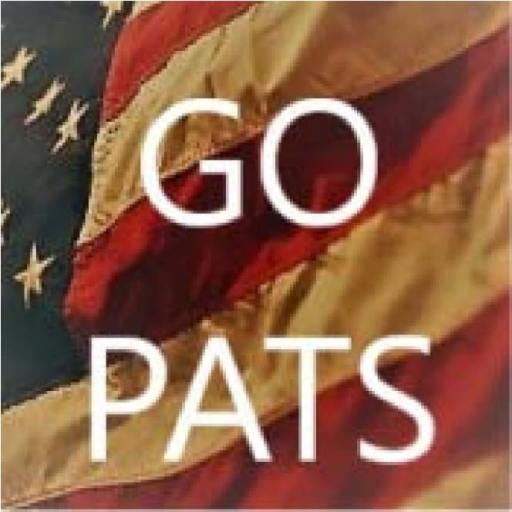 Welcome to the Revolution…Go Pats