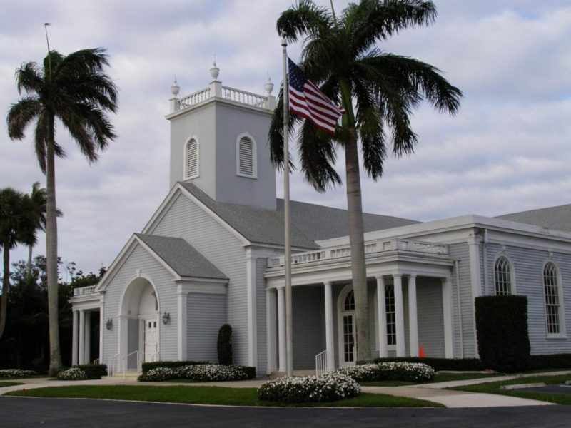 The Royal Poinciana Chapel in 2009.