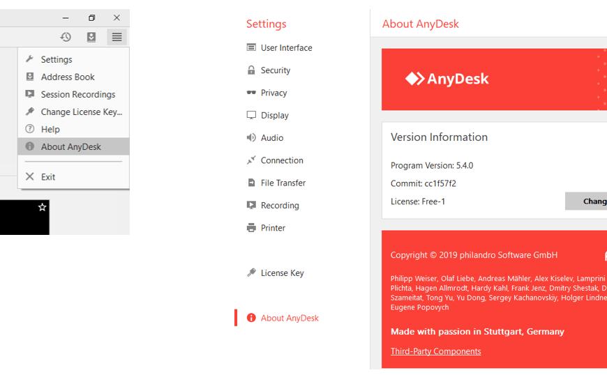Mencetak ke Lokal Printer dari Remote AnyDesk