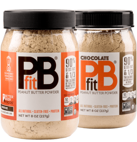 Celebrate Peanut Butter Lover's Day with PBfit