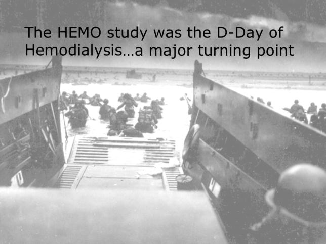 Hemodialysis School: Dialysis Dose