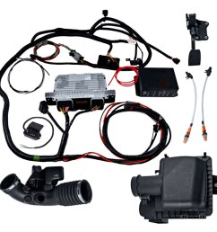 gen 1 2011 14 5 0l coyote manual transmission control pack power ford 5 0 swap wiring harness [ 1000 x 1000 Pixel ]