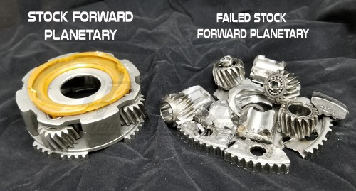 small resolution of  pbh 4r200 hub for 6r80 transmission power by the hour on ford transmission crossmember