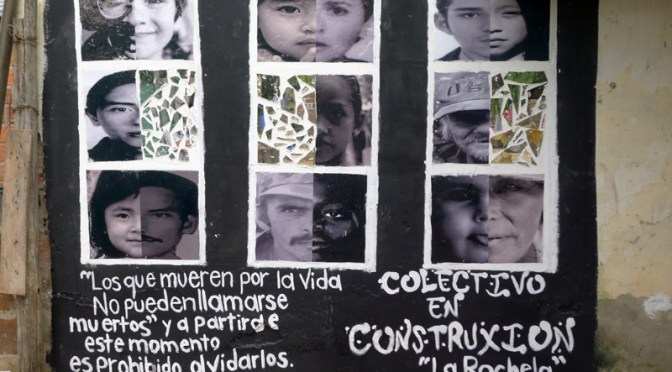 The Massacre at La Rochela, 23 years later