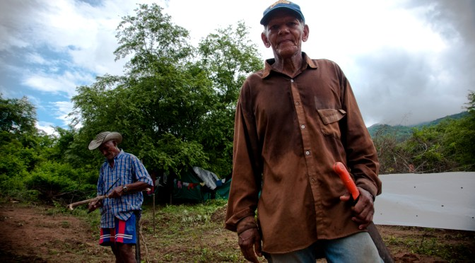 Leonardo Jaimes Marín: Recently Returned Peasant Families Face Delicate Security Situation