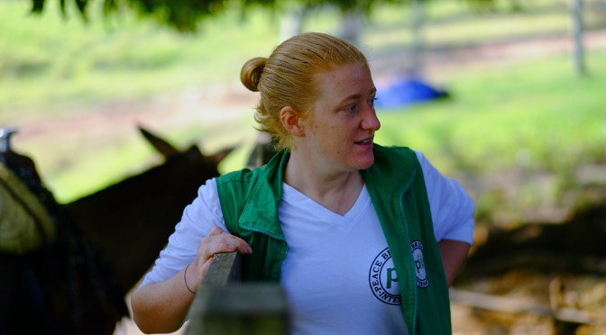 Challenges facing Colombia: reflections from the field