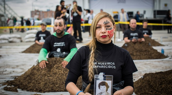 """Twenty four years after Nydia Erika disappeared, disappearances continue to take place"""