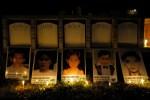 5e Anniversaire du massacre de San Jose Apartado