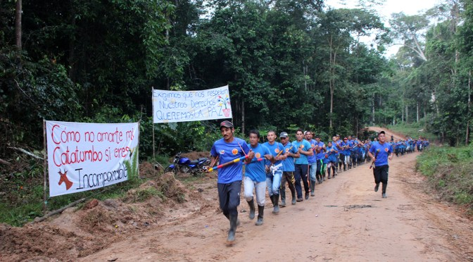 In Catatumbo they are organising to make peace meaningful