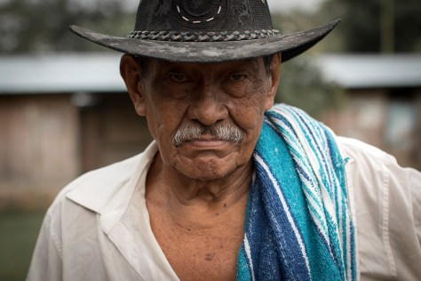 Joaquín de 84 años